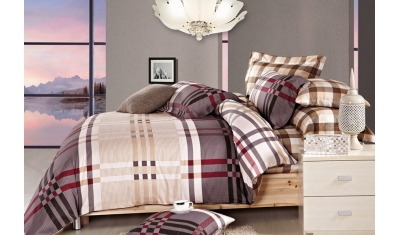 Комплект постельного белья сатин Артикул WA0007